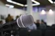microphone in auditorium - 1789553