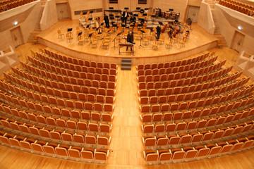 simphony auditorium