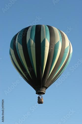 Foto op Canvas Ballon adventure