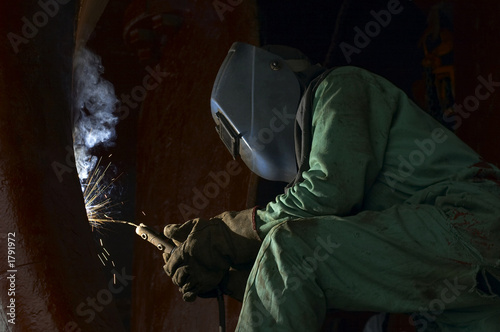 night welder