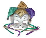 carnival mask 5 poster