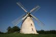 Leinwanddruck Bild - windmühle