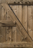 wood plank background poster