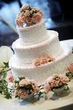 Fototapety wedding cake