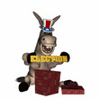 donkey - early christmas gift 1