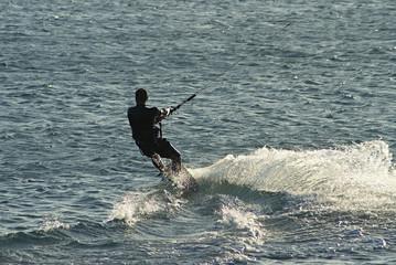 kite surfeur