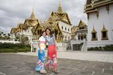 königspalast in bangkok poster