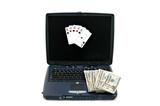 online poker poster