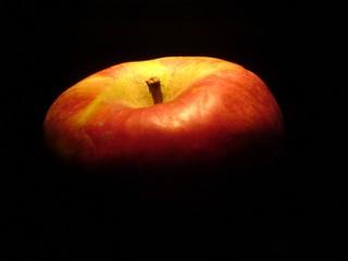 apple in black