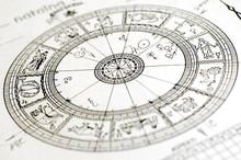 """Постер, картина, фотообои """"the wheel of zodiac"""""""