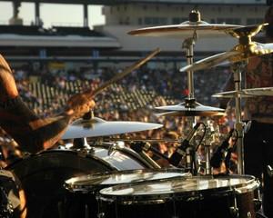 drummer's hand