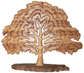 tree shape puzzle