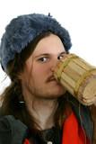 drinking viking poster
