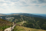 high mountain poster