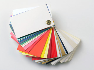 paper samples for business cards