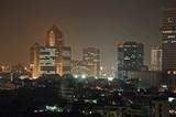 bangkok night poster
