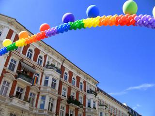 regenbogen in berlin