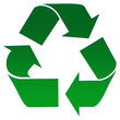 recyclage ecologie symbole