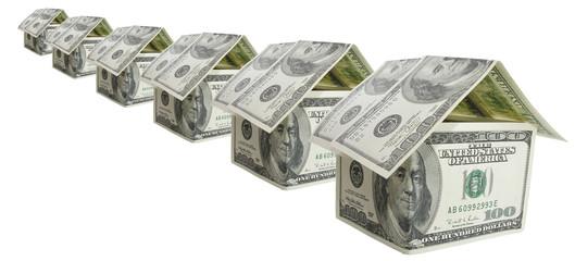 many dollar house