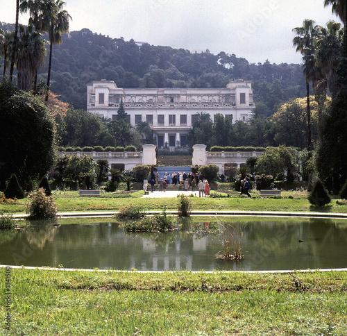 Foto op Canvas Algerije algiers
