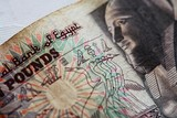 egyptian money poster