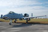 modern ground attack jet fighter poster