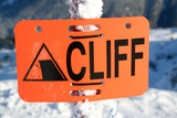 cliff poster