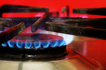 estufa a gas - stove to gas