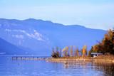 Fototapety lac