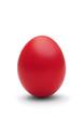 einfach nur ein rotes ei