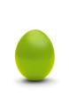 einfach nur ein grünes ei