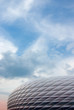 sky and football stadium - 1859386