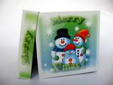 merry christmas box poster