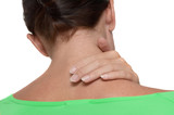 neck pain poster