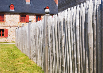 louisbourg fence