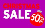 christmas sale.50% off.voucher.brochure.offer.free poster