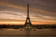 eiffel at dawn - 1865769