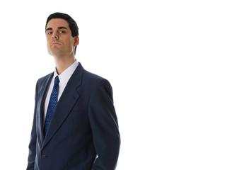 snob businessman