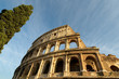 colosseum and cypress