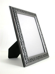 picture frame - silver 01