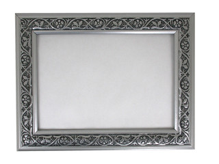 picture frame - silver 02