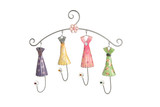 feminine clothes hanger poster