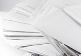 mail envelopes poster