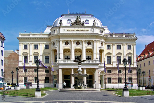 théâtre national slovaque