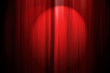 theater stage curtain