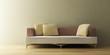 the modern sofa 3d