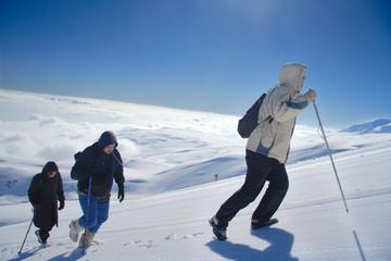 alpine expedition climbing mt. sar planina