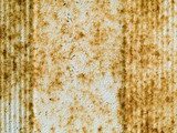 macro - texture _ peeling paint and rust poster
