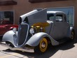 primer gray hotrod coupe