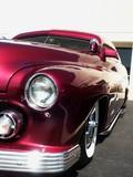 classic merc hotrod-